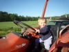 Simon_on_Red_Tractor